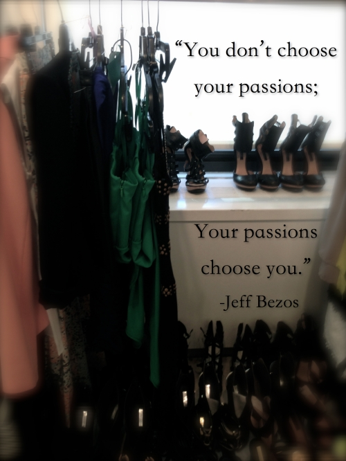 Your Passions